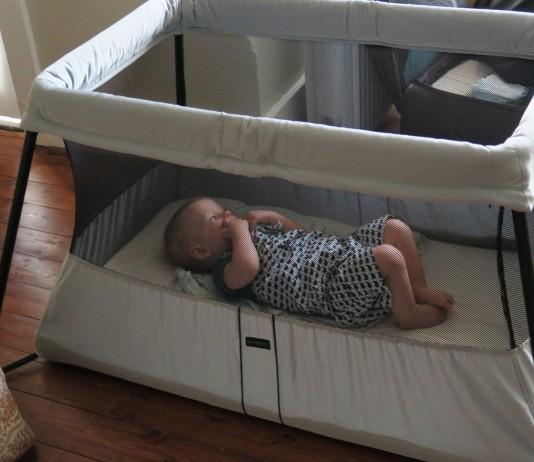 Baby Bjorn Travel Cot - best travel cot