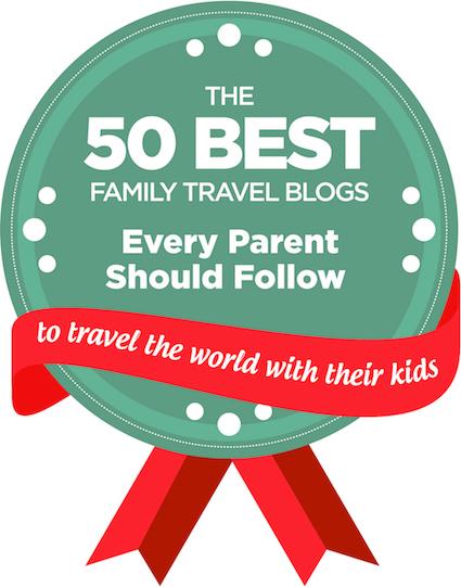 50 Best Family Travel Blogs